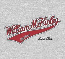 William McKinley High School One Piece - Long Sleeve