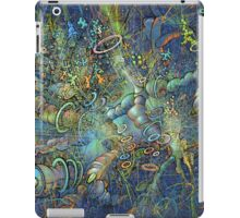 space 2 (iso) Multiverse iPad Case/Skin