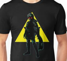 Dark Link Triforce Unisex T-Shirt