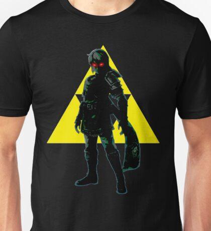 Dark Link Triforce Unisex T-Shirt