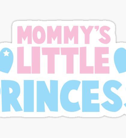 Mommy's little princess  Sticker