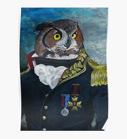 General Noctua Poster