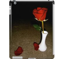 Rose in the Darkness iPad Case/Skin