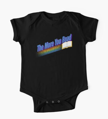 The More You Read... Kids Clothes