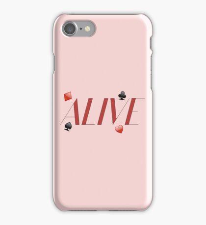 ALIVE Trevor Moran EP Logo iPhone Case/Skin
