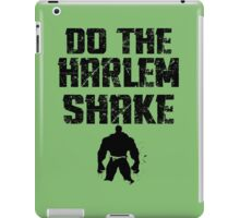 I kinda... broke Harlem iPad Case/Skin