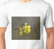 Fragrant Winter Hazel Unisex T-Shirt