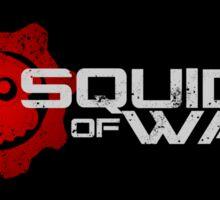 Squids of War Sticker