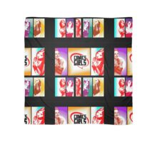 Comics Girls Scarf