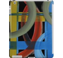 Supercharged X's and O's iPad Case/Skin