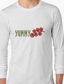 Yummy Tomatoes Long Sleeve T-Shirt