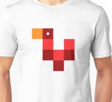 Pixel by pixel – Rooster Unisex T-Shirt