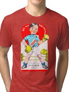 Vintage Valentine The Champ Tri-blend T-Shirt
