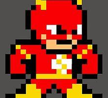 Flash Pixel Art by NBeela