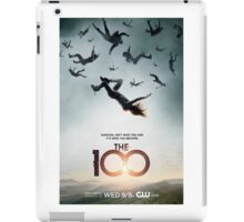 The 100 Season 1 Poster  iPad Case/Skin