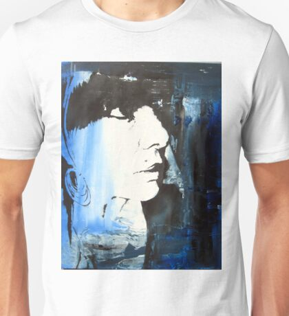 Emilie Berrie Switchblade Unisex T-Shirt