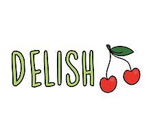 Delish Cherries by ginpix