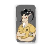 MCPO - The Ol' Goat Samsung Galaxy Case/Skin