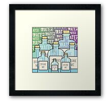 DrinkMe Framed Print