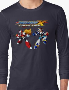 Megaman X Collection Long Sleeve T-Shirt