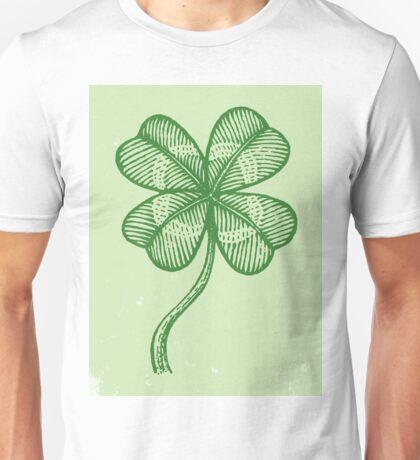 Lucky clover Unisex T-Shirt