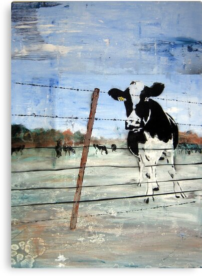 The Cow Next Door by Katie Robinson
