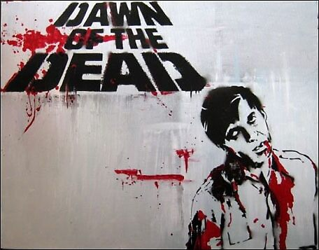 Dawn Of The Dead - Fly Boy by Katie Robinson