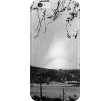 Bandirma Harbor iPhone Case/Skin