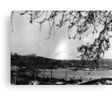 Bandirma Harbor Canvas Print