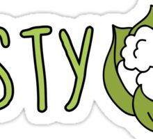 Tasty Cauliflower  Sticker