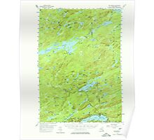 New York NY Big Moose 123288 1954 62500 Poster