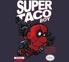 Super Taco Boy Unisex T-Shirt