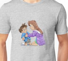 Ran meets Conan digital Unisex T-Shirt