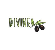 Divine Olives by ginpix