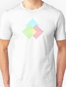Colour Merge Unisex T-Shirt