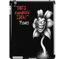 Flowey (Undertale) iPad Case/Skin