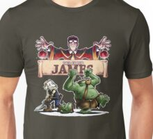 D&D is for James Unisex T-Shirt