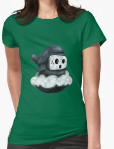 Guy Shyly Womens Fitted T-Shirt