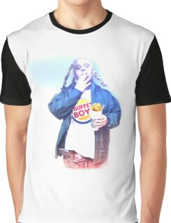 Fat Nick - Buffet Boys Graphic T-Shirt
