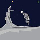 NBA Space by Tony Vazquez