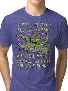 Alien Love Tri-blend T-Shirt