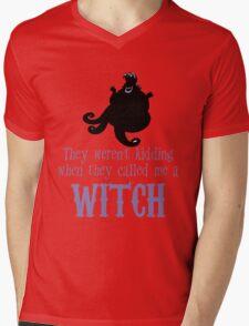 Nasty Sea Witch Mens V-Neck T-Shirt