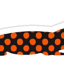 crocodile pattern Sticker