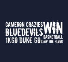 Duke Wins! One Piece - Short Sleeve