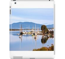 Franklin Boats iPad Case/Skin