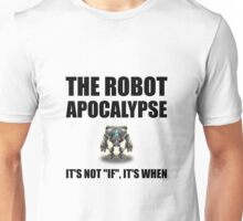 Robot Apocalypse Unisex T-Shirt