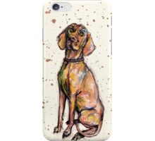 Dog Hound Hund Animal Nature Furry Puppy Kanine K9  iPhone Case/Skin