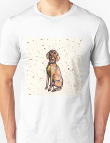 Dog Hound Hund Animal Nature Furry Puppy Kanine K9  T-Shirt