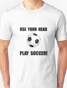 Soccer Head T-Shirt