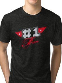 Diva Paige's Number One Fan Tri-blend T-Shirt